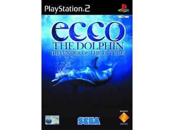 Ecco The Dolphin: Defender of the Future - Playstation 2 - Varberg - Ecco The Dolphin: Defender of the Future - Playstation 2 - Varberg