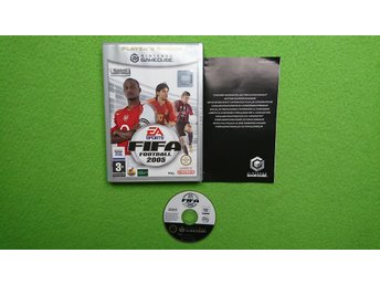 Fifa Football 2005 Gamecube Nintendo Game Cube