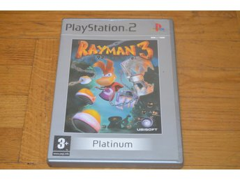 Rayman 3 Hoodlum Havoc Playstation 2 PS2