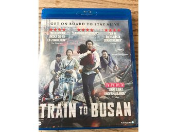 Train to Busan zombier blu-ray - Huddinge - Train to Busan zombier blu-ray - Huddinge