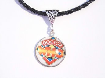 Dr Who Halsband / Necklace