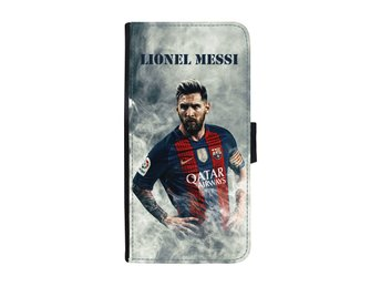 Lionel Messi iPhone 8 PLUS Plånboksfodral