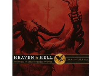 Heaven & Hell: The devil you know 2009 (CD)