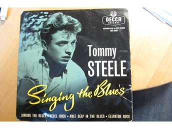 "Tommy Steele EP ""Singing the Blues""  1957"
