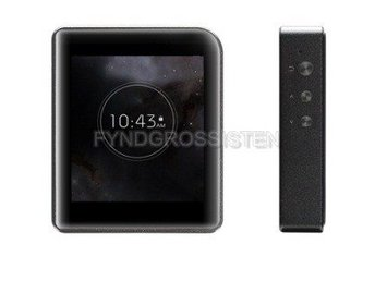 HIFI MP3 Music Player Med Bluetooth Egenskaper Fri Frakt Helt Ny