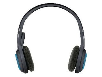 Logitech Headset ANC (Active Noise Cancelling) / Hopfällbar On-Ear Bluetooth Inb