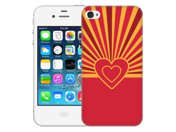 iPhone 4/4s Skal Love Behold