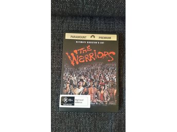 The Warriors Ultimate directors cut DVD Steelbook