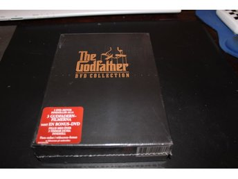DVD-box: The Godfather - Dvd collection (5 disc) (NY, INPLASTAD!)