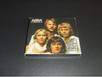"ABBA ""The Definitive Collection"""