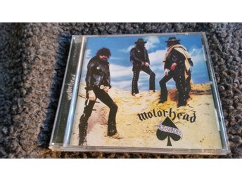 Motörhead Ace of Spades CD re-mastered