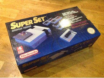 Nintendo, NES***Super Set Bundle***