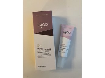 NY! L300 Anti-Age Day Cream  &  Face Serum Dry Skin Julklappstips! PAKET