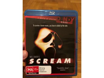 Scream bluray
