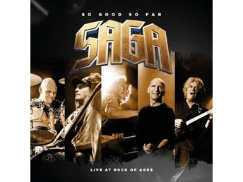 Saga: So good so far - Live at Rock Of Ages (2 Vinyl LP + Download)