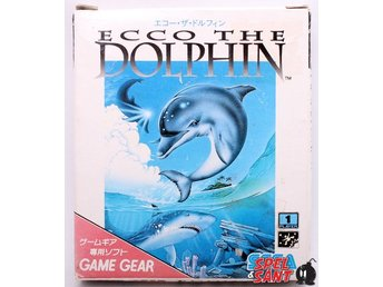 Ecco the Dolphin (Japansk Version)