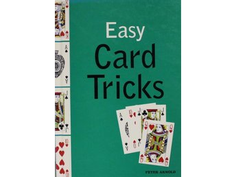 Easy card tricks, Peter Arnold (Eng)