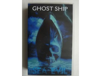 VHS film - Ghost ship