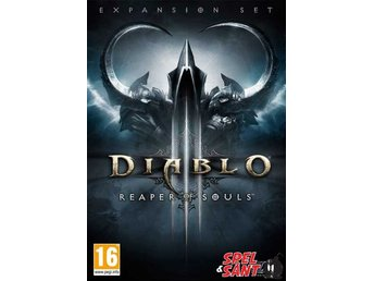 Diablo III (3) Reaper of Souls Expansion