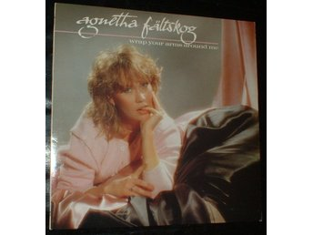 AGNETHA FÄLTSKOG LP Wrap your arms around me 1983 SWE ABBA SMOKIE