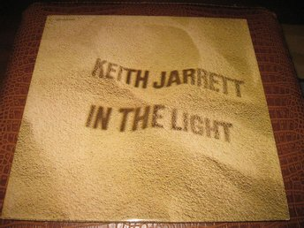 Keith Jarrett - In The Light 2-LP fr 1974 på  ECM 1033/34