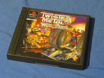Twisted Metal II 2 World Tour