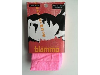 1 par Blammo footless Tights   ONESIZE NYA!!