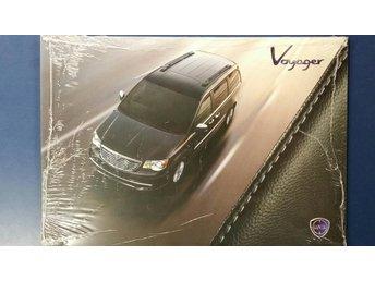 Lancia Voyager 2012 - broschyr - Uppsala - Lancia Voyager 2012 - broschyr - Uppsala