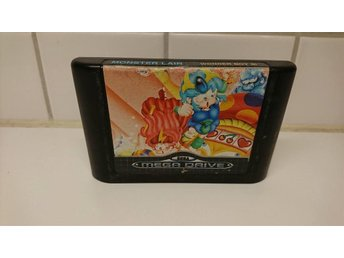 WONDER BOY 3 III - MONSTER LAIR Sega Mega Drive