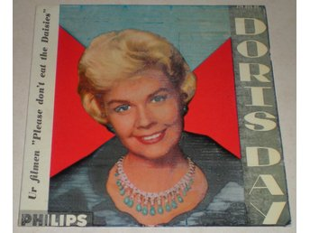 Doris Day OMSLAG EP Please don´t eat the daisies 1960
