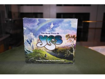 Yes - The many faces of yes (cd)