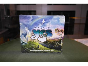 Yes - The many faces of yes (cd) - Haparanda - Yes - The many faces of yes (cd) - Haparanda