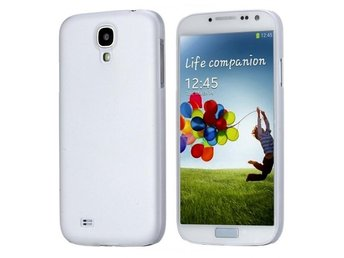 Samsung Galaxy S4 I9500 Skal Vit - Kista - Samsung Galaxy S4 I9500 Skal Vit - Kista