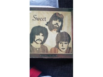 "LP, LP-SKIVA, VINYL ""Sweet - Cut above the rest"""