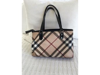 Burberry tote bag Nova check
