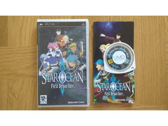 PSP: Star Ocean: First Departure