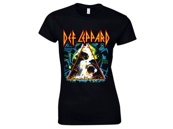 Def Leppard - Hysteria Girlie t-shirt Small