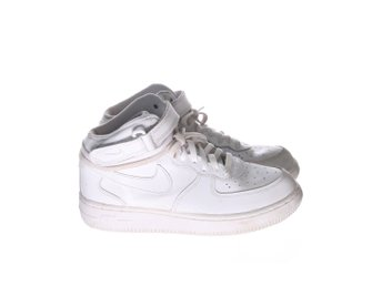 Nike, Sneakers, Air Force, Strl: 35, Vit
