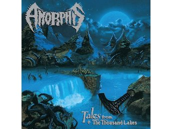 Amorphis -Tales From The Thousand Lakes lp black vinyl