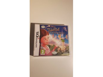 Tinker Bell And The Great Fairy Rescue - Nintendo DS (Komplett)