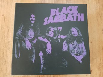 Black Sabbath- The Vinyl Collection 1970-1978