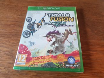 TRIALS FUSION THE AWESOME MAX EDITION XBOX ONE NYTT