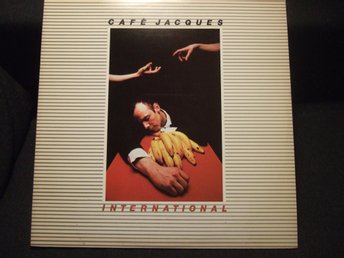 LP - CAFÉ JACQUES. International. 1978 PROMO EX!