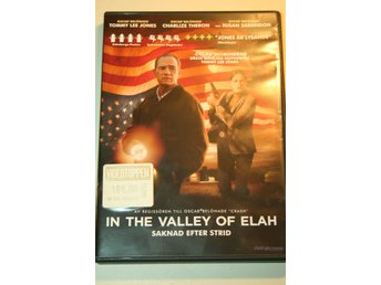 In the valley of Elah - Saknad efter strid (DVD)