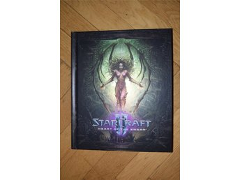 The Art of Starcraft 2 Heart of the Swarm