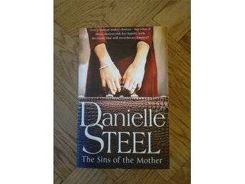 Book - Danielle Steel, The Sins of the Mother (English)