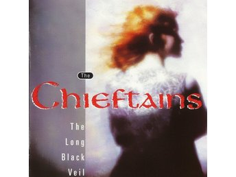 THE CHIEFTAINS: Long Black Veil 1995 CD VAN MORRISON, STING