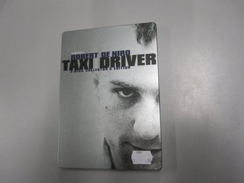 Taxi driver - 2-Disc collector's edition - Steelbook