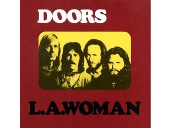 Doors: L.A. woman 1971 (Rem/Expanded) (CD)