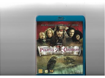 Pirates of the Caribbean: Vid världens ände (2007) BluRay